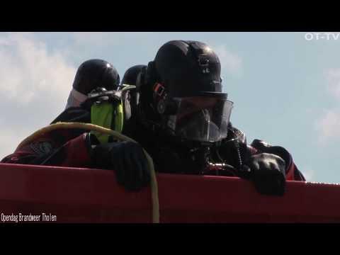 Opendag en Werving Vrijwilligers Brandweer Tholen 2019