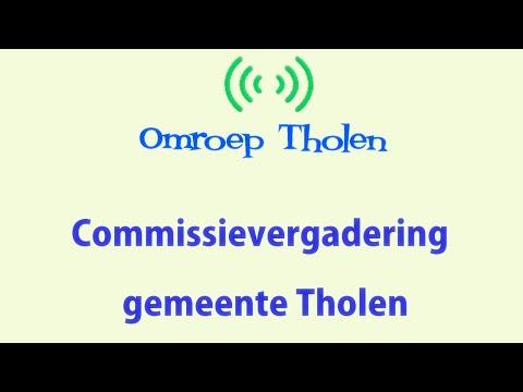 Vergadering Commissie Samenleving Tholen 8 juni 2021 - Omroep Tholen