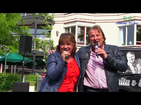 Anita & Ed - Een muzikaal rondje langs Thoolse verzorgingshuizen - Omroep Tholen 2020