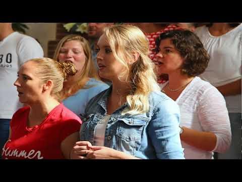 Zomerconcert zaterdag 1 september. Optreden Gospelkoor Polyhymnia