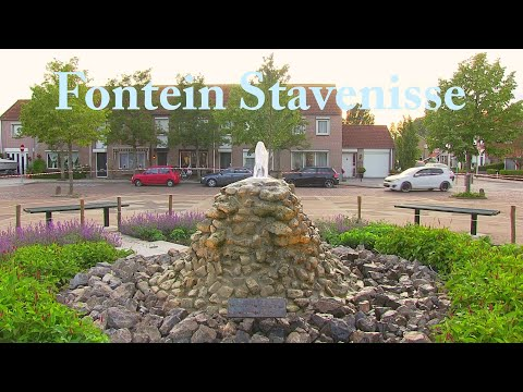 Ingebruikname Fontein Stavenisse - Omroep Tholen 2020