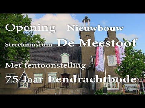 Opening van streekmuseum De Meestoof Zaterdag 13 juni 2020 - Omroep Tholen