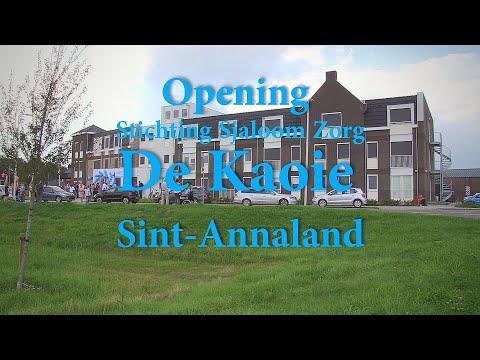 Opening woonlocatie De Kaoie Sint-Annaland 2021 - Omroep Tholen