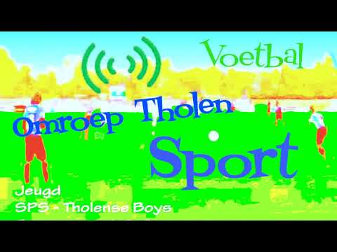 Jeugd Voetbal - SPS - Tholense Boys - Omroep Tholen TV