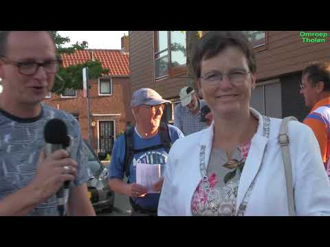 Zevendorpentocht 2019 - Omroep Tholen