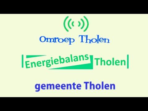 Informatieve vergadering Energiebalans Tholen 20 mei - Omroep Tholen