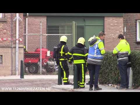 Transformatorhuisje in brand in Steenbergen, 7200 aansluitingen zonder stroom