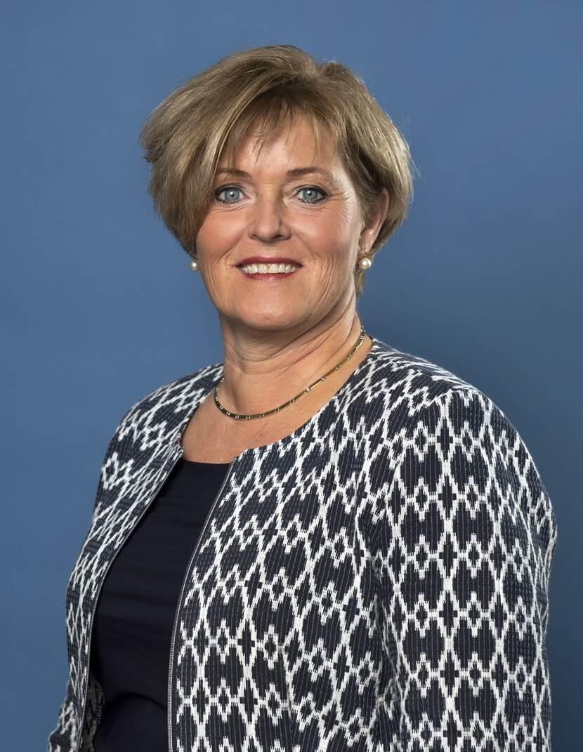 Mevrouw M.L.P. Sijbers